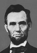 写真・図版 : リンカーン大統領(1809―1865)