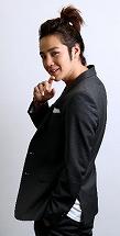 写真・図版 : 2012年1月23日、主演映画『きみはペット』の日本公開にあわせて来日(撮影=及川智子)