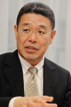 写真・図版 : NHK人事労務部副部長 山内昌彦