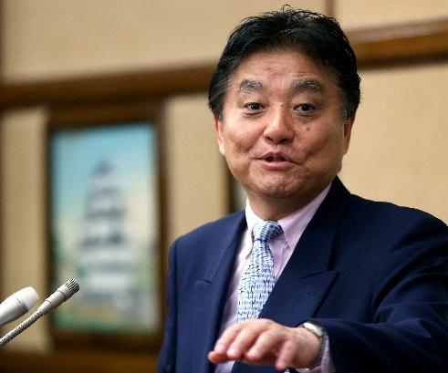 写真・図版 : 河村たかし名古屋市長