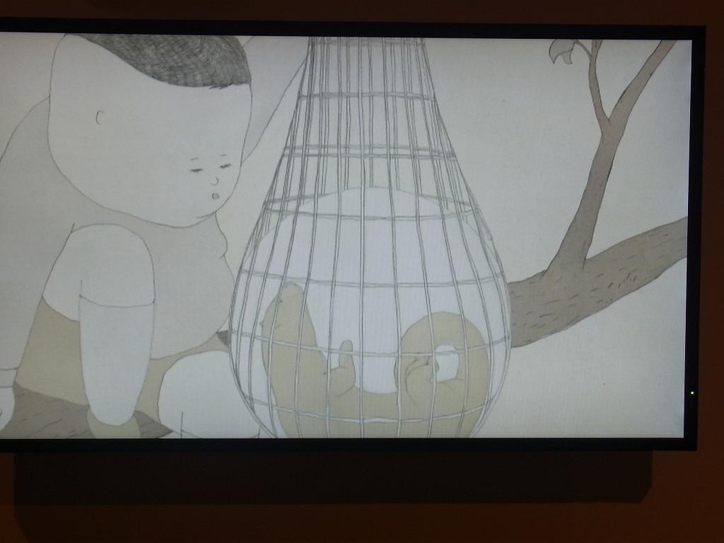 写真・図版 : 和田淳『グレートラビット』=筆者撮影