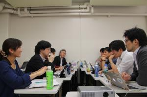 4月27日、駒沢大学で