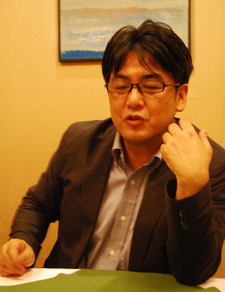 [12]ジャーナリスト・安田浩一との対話(中)