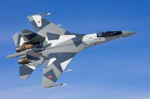 スホーイSu-35=ユナイテッド・エアクラフト・コーポレーション提供