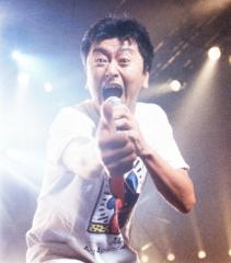 1994年、ソロとして初のツアーをしたときの桑田圭祐さん