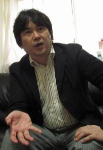 『ハゲタカ』のあと『マグマ』で地熱発電を取り上げた作家・真山仁氏に聞く
