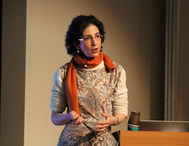 女性物理学者ファビオラ・ジャノッティさんの魅力