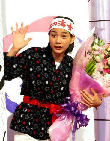 NHKの朝ドラ「あまちゃん」は、今年最も人気を集めたヒロインの一人を誕生させた