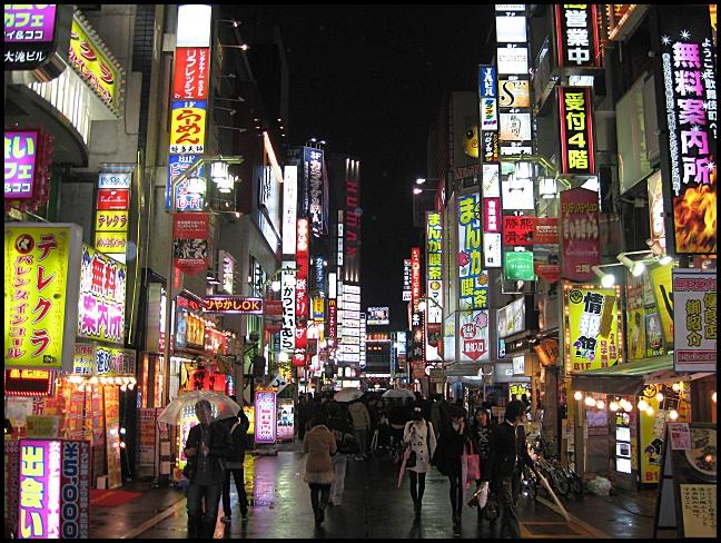 写真・図版 : 日本の風俗街