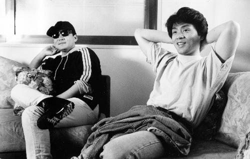 写真・図版 : 1995年のCHAGE&ASKA