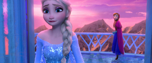 写真・図版 : 『アナと雪の女王』 (C)2014 Disney. All Rights Reserved.