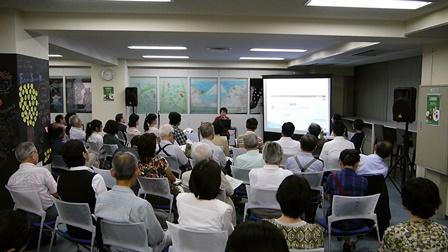写真・図版 : 7月14日に丸の内3×3 Laboで開かれたWEBRONZAトークイベント