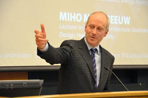ハーバード大学のマイケル・サンデル教授