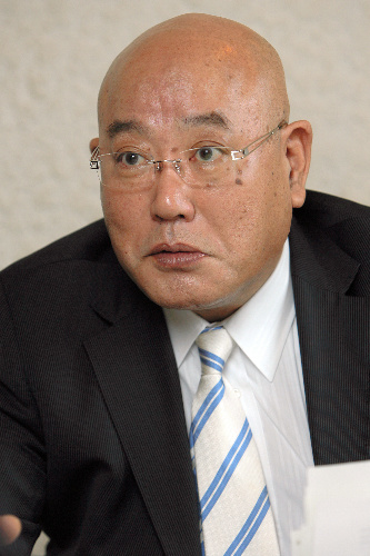 飯島勲・内閣官房参与
