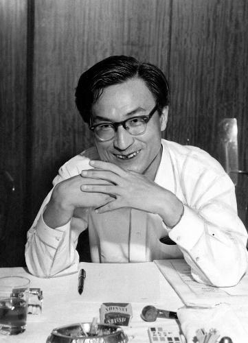 丸山眞男氏=1959年