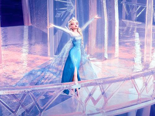 写真・図版 : 『アナと雪の女王』 (c) 2014 Disney. All Rights Reserved.