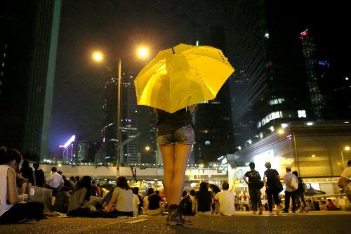 妥協か強硬突破か? 香港「雨傘革命」の行方