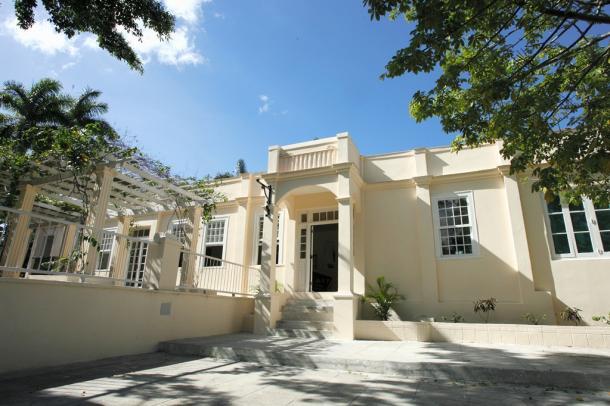 写真・図版 : ヘミングウェーの旧宅=ハバナ郊外