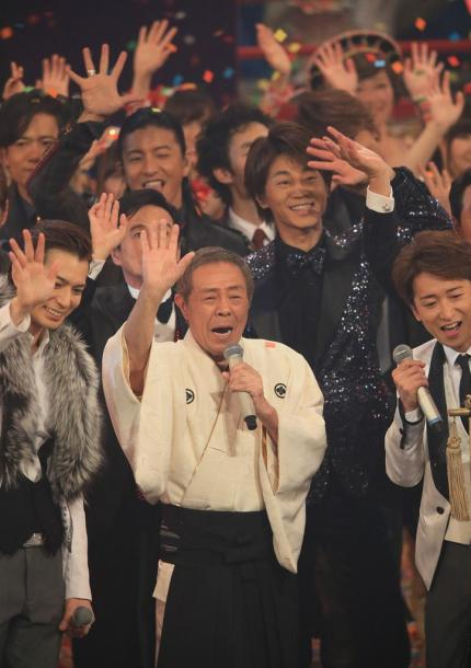 写真・図版 : 2013年が北島三郎の最後の紅白になった