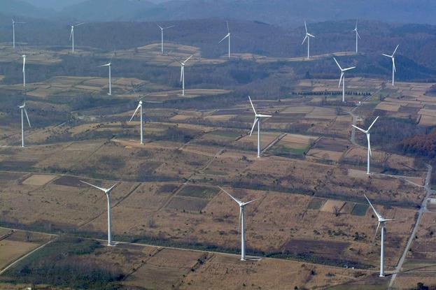 日本における再生可能エネルギーの全エネルギーに占める割合は極めて小さい