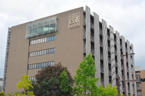 写真・図版 : 理研の多細胞システム形成研究センター(旧発生・再生科学総合研究センター)=神戸市中央区
