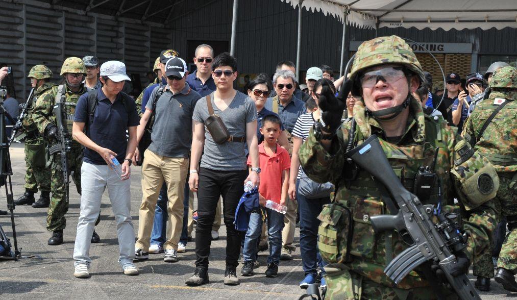 写真・図版:自衛隊は在外邦人を救出できるか