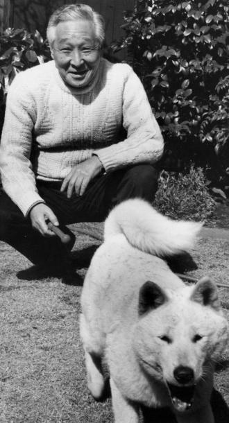 安岡章太郎=1983年