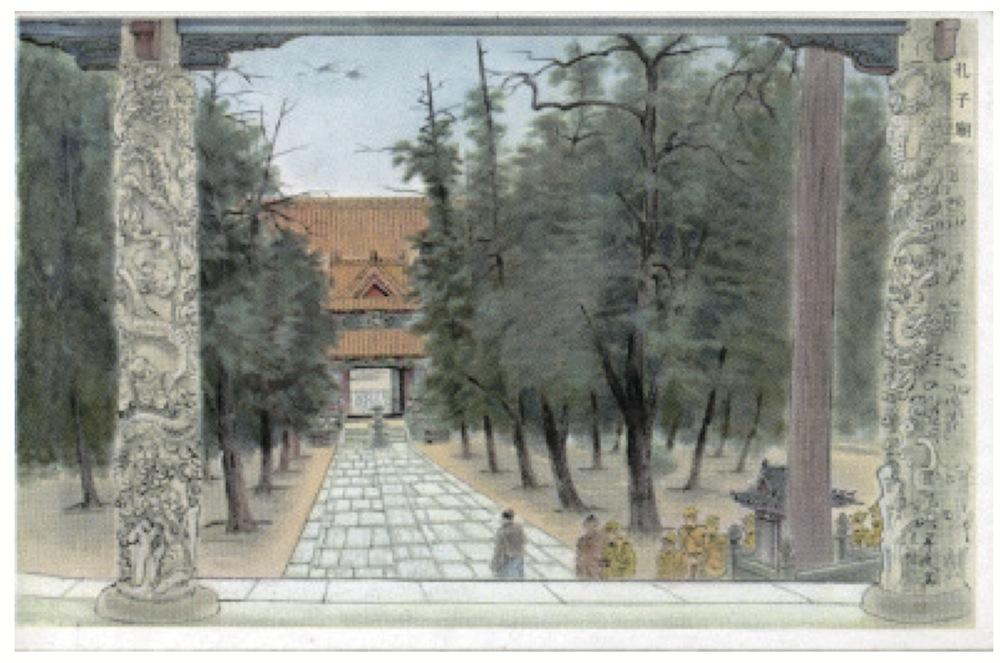[6]孔子の遺跡、曲阜を人気の観光地に
