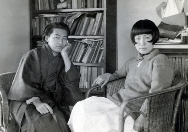 村山 知義さん夫妻