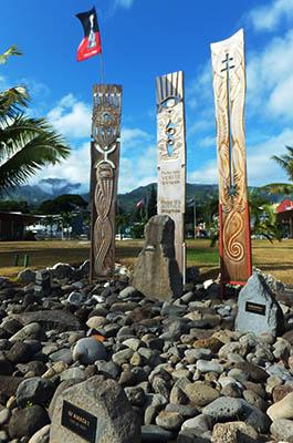 核実験の悲劇の地 南太平洋の体験