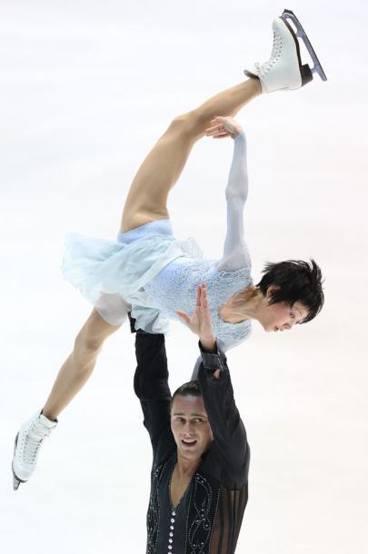 写真・図版 : 2014年11月のNHK杯で