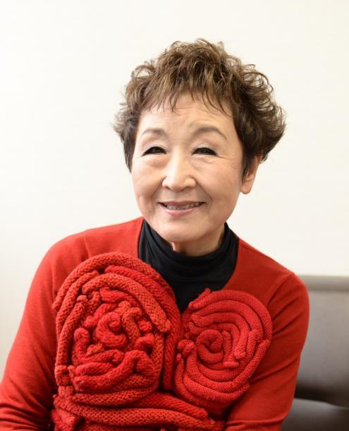 加藤登紀子さん