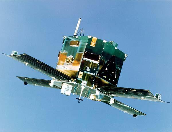 26年も現役稼働した磁気圏探査衛星「あけぼの」