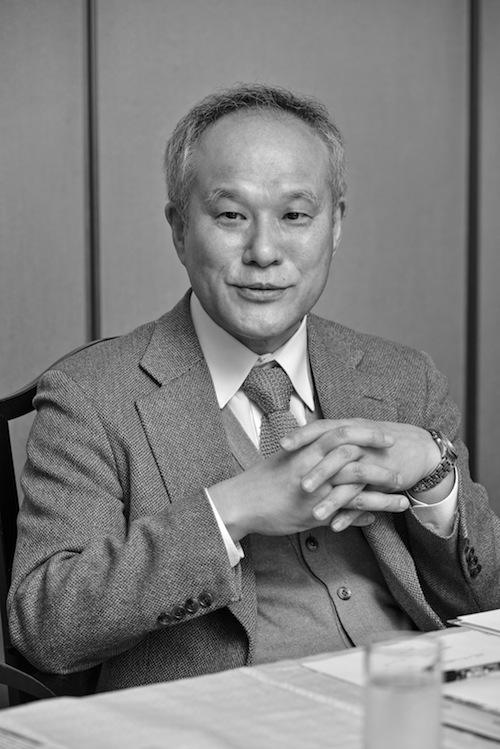長谷部恭男氏(撮影=吉永孝宏)
