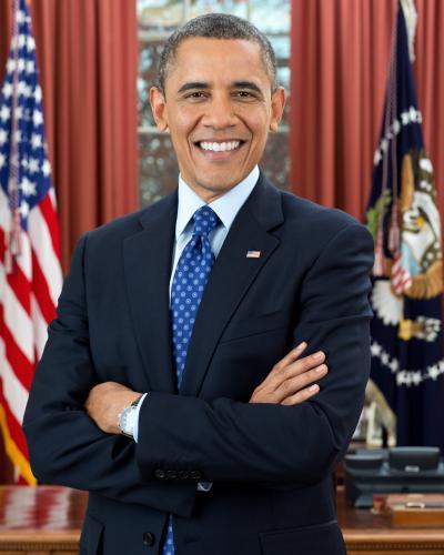 オバマ米大統領(ホワイトハウスのホームページから)