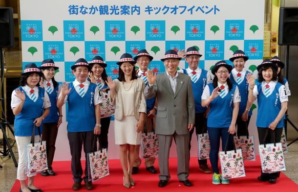 東京五輪ボランティア
