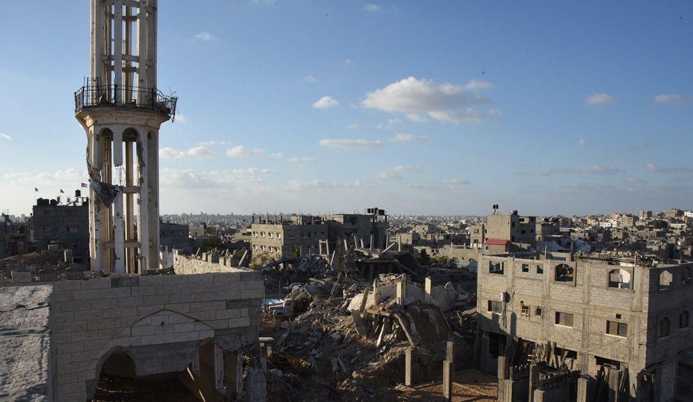 現地報告、ガザ停戦から1年の惨状