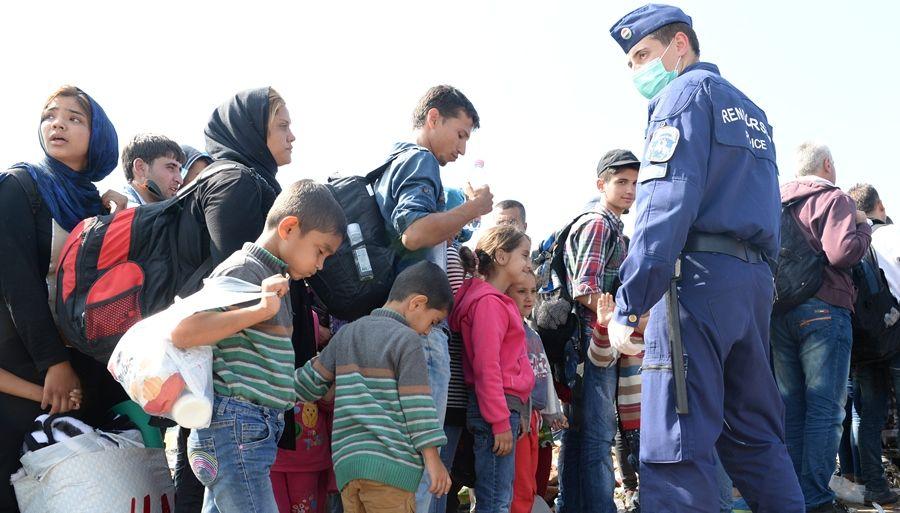 難民問題は世界が直面する喫緊の課題