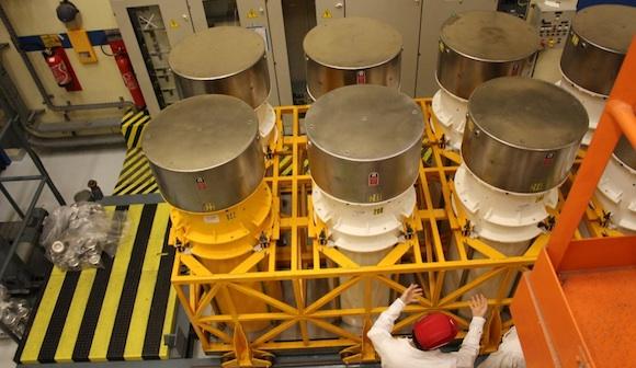 写真・図版:イラン核合意とプルトニウム