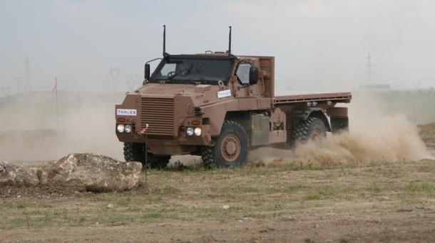 ブッシュマスターの輸送型