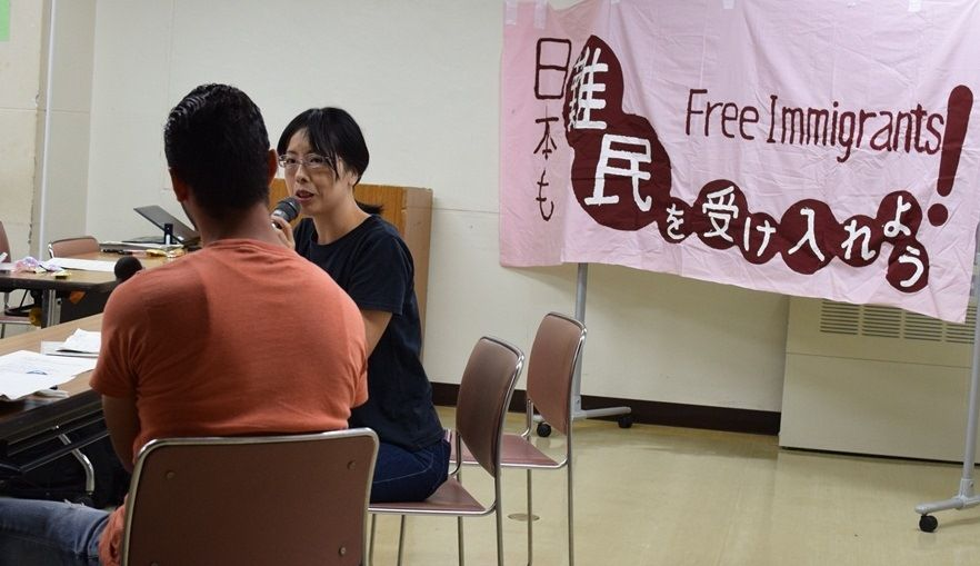 難民問題、日本は韓国に負けているのか?