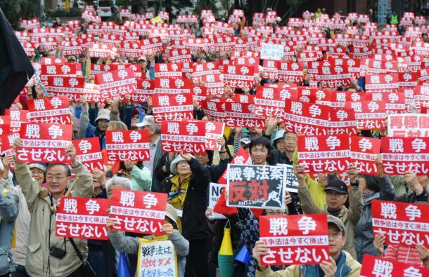 辺野古は日本の民主主義と人権の問題だ