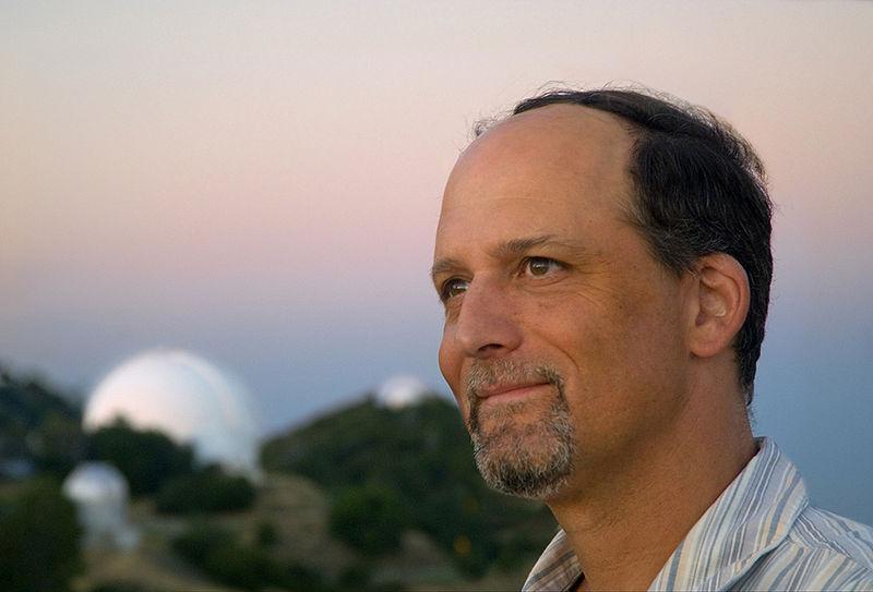 写真・図版 : ジェフリー・マーシー米国カリフォルニア大学バークレー校教授=2007年、NASA提供