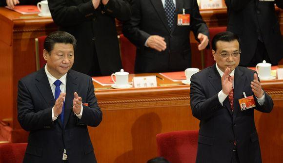 写真・図版:中国経済に新たなショック 成長率7%割れ