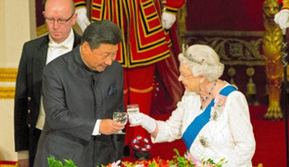 中国と英国が急接近、なぜ?