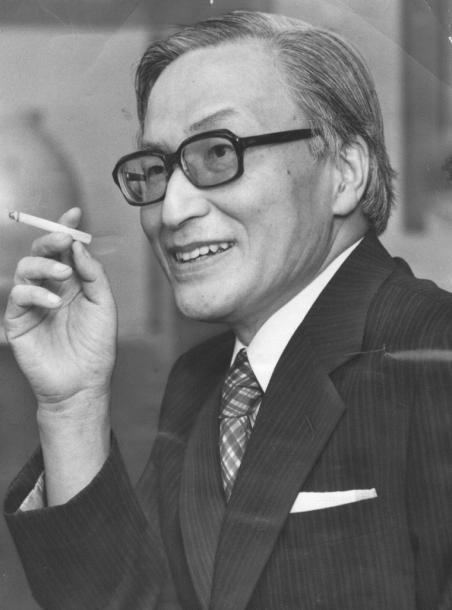 写真・図版 : 丸山真男・東京大学名誉教授