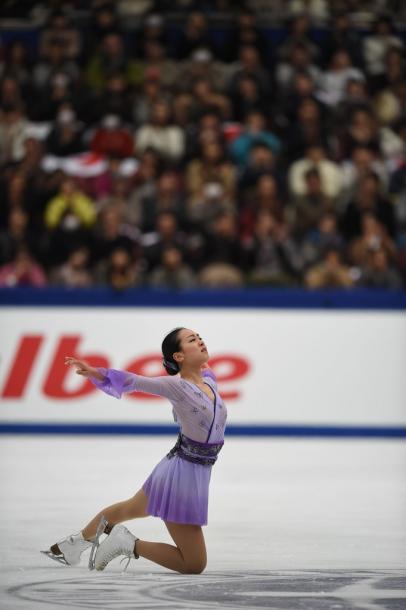 写真・図版 : NHK杯フリーの締めくくりに