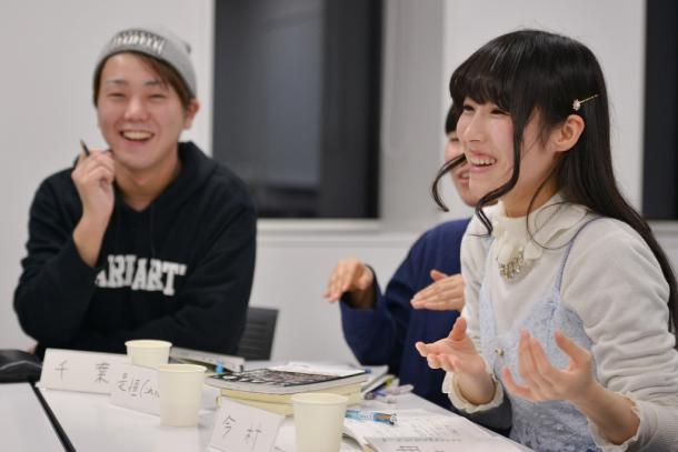 写真・図版 : 千葉泰真さん(左)と今村幸子さん