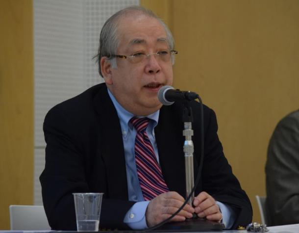 伊豆見元・県立大現代韓国朝鮮研究センター所長
