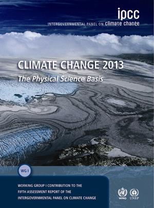 写真・図版 : IPCC第1作業部会の報告書